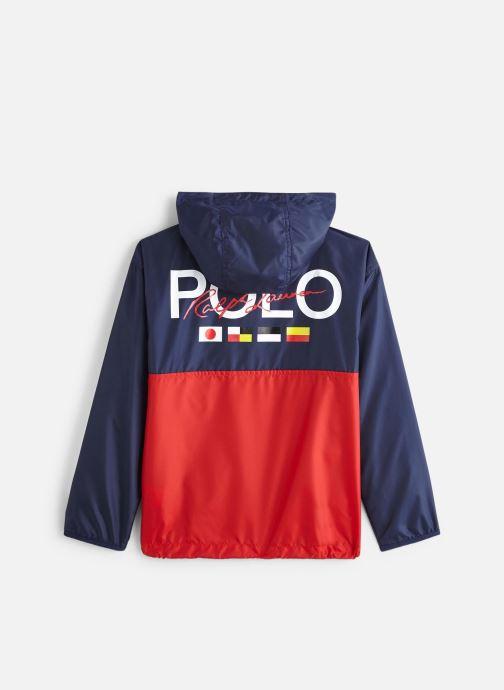 Kleding Polo Ralph Lauren Perf Pullovr-Outerwear-Jacket Blauw onder