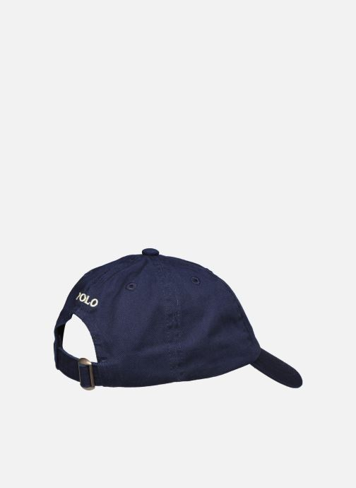 Pet Polo Ralph Lauren Clsc Cap-Apparel Accessories-Hat Kids Blauw model