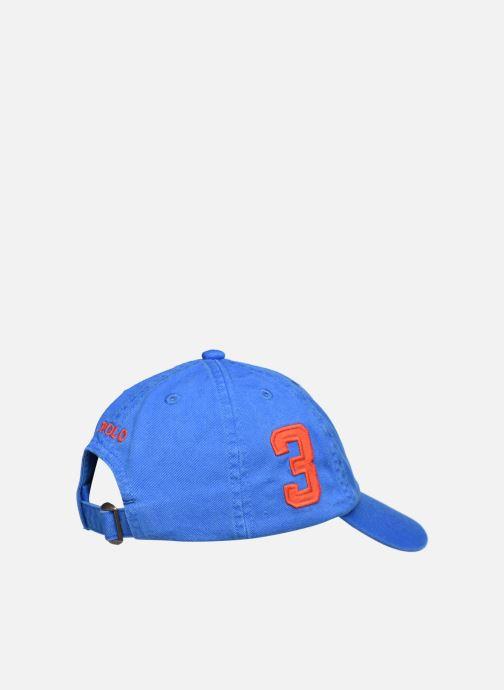 Pet Polo Ralph Lauren Clsc Cap-Apparel Accessories-Hat Kids Blauw model