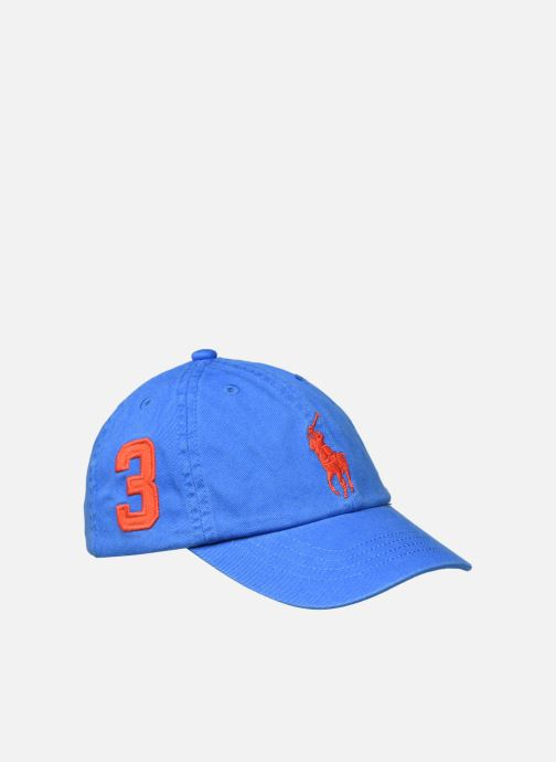 Pet Polo Ralph Lauren Clsc Cap-Apparel Accessories-Hat Kids Blauw detail