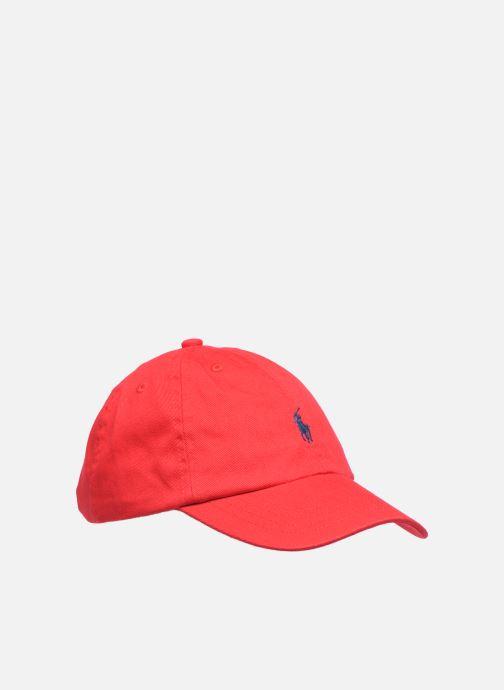 Kappe Polo Ralph Lauren Clsc Cap-Apparel Accessories-Hat Kids rot detaillierte ansicht/modell