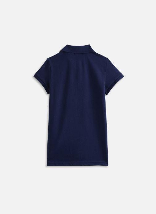 Vêtements Polo Ralph Lauren Ss Polo Shir-Tops-Knit Bleu vue bas / vue portée sac