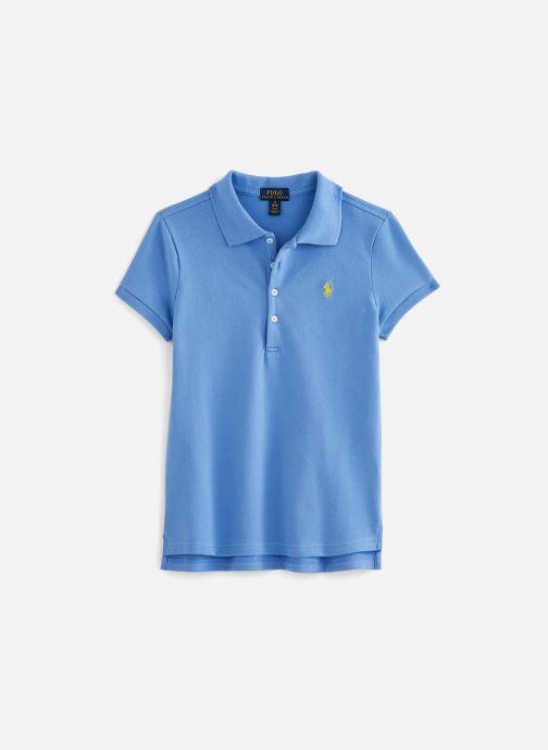 Polo - Ss Polo Shir-Tops-Knit