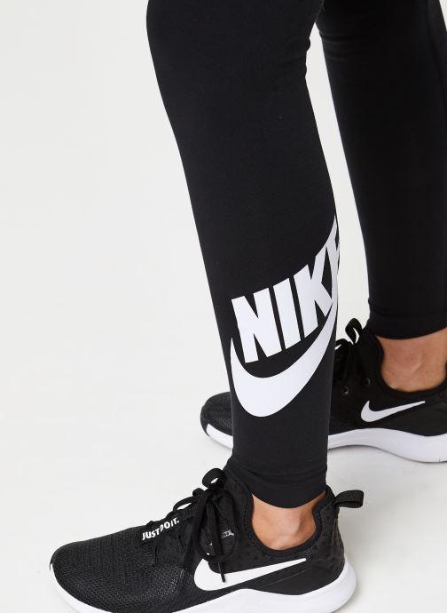 Vêtements Nike W Nsw Legasee Lgng Hw Futura Noir vue face