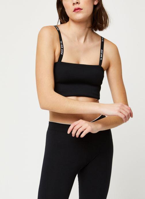 Vêtements Nike W Nsw Top Jdi Rib Noir vue détail/paire