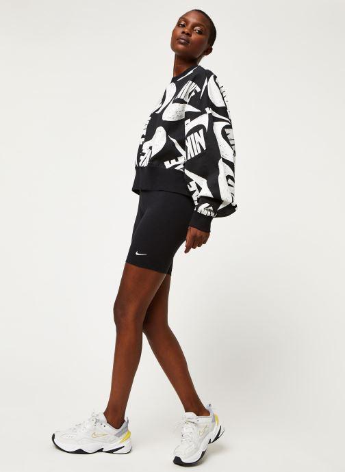 Tøj Nike W Nsw Legasee Bike Short Sort se forneden
