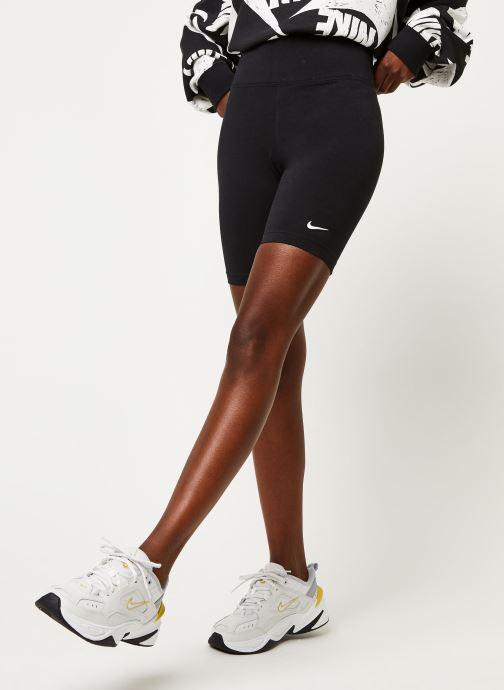 Tøj Nike W Nsw Legasee Bike Short Sort detaljeret billede af skoene