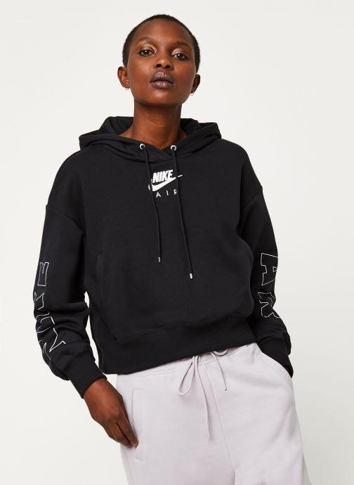 Sweatshirt hoodie - W Nsw Air Hoodie Flc Bb