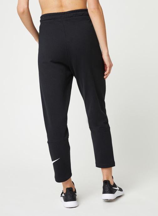 Vêtements Nike W Nsw Swsh Pant Ft Noir vue portées chaussures