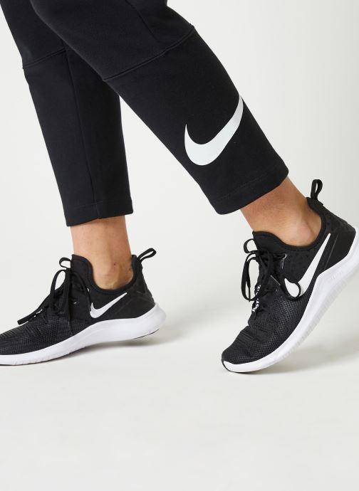 Vêtements Nike W Nsw Swsh Pant Ft Noir vue face
