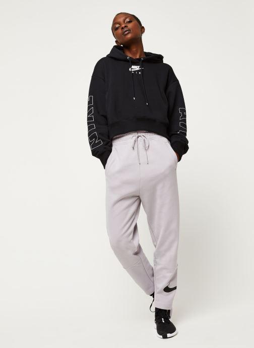 Vêtements Nike W Nsw Swsh Pant Ft Violet vue bas / vue portée sac