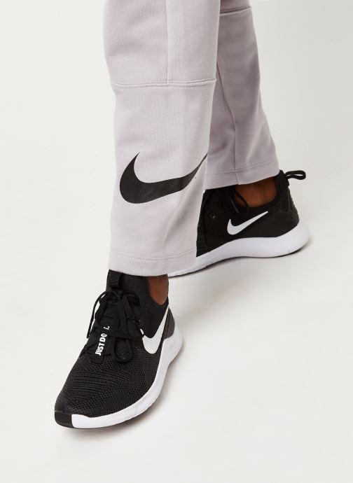 Vêtements Nike W Nsw Swsh Pant Ft Violet vue face