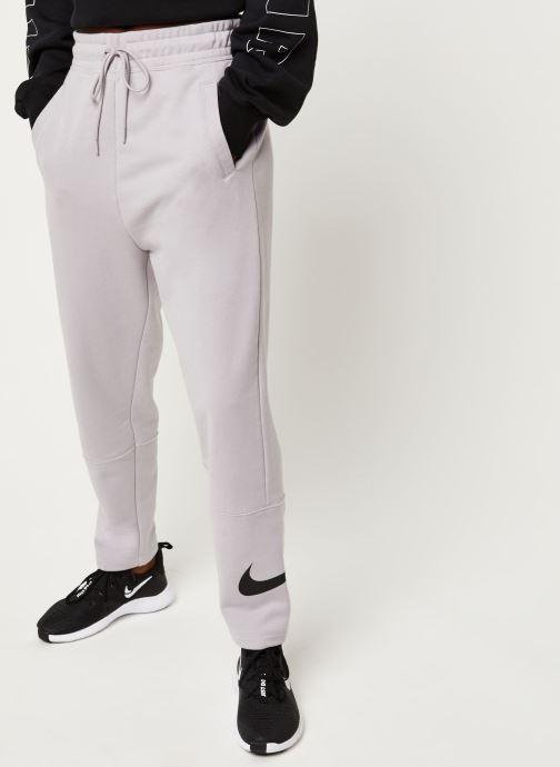 Vêtements Nike W Nsw Swsh Pant Ft Violet vue détail/paire