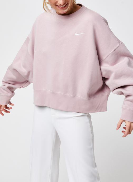 Sweatshirt - W Nsw Crew Flc Trend