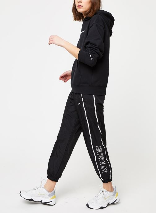 Vêtements Nike W Nsw Pant Wvn Piping Noir vue bas / vue portée sac