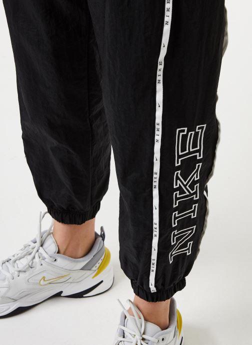 Vêtements Nike W Nsw Pant Wvn Piping Noir vue face