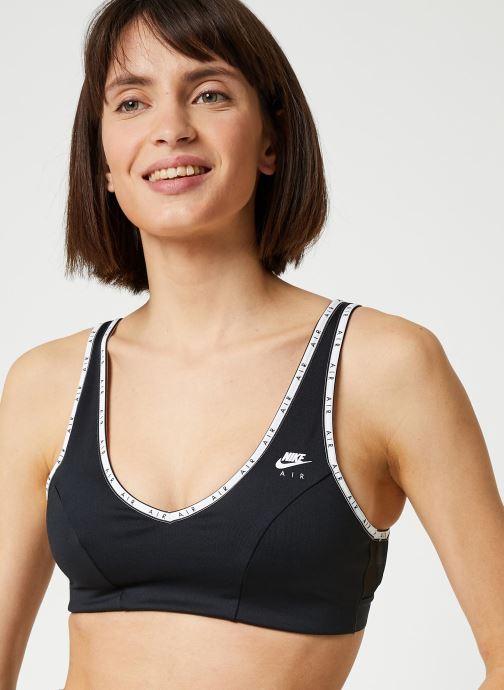 Vêtements Nike Nike Indy Nk Air Bra Noir vue face