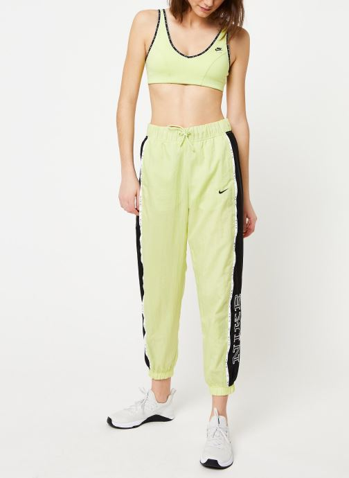 Vêtements Nike Nike Indy Nk Air Bra Jaune vue bas / vue portée sac