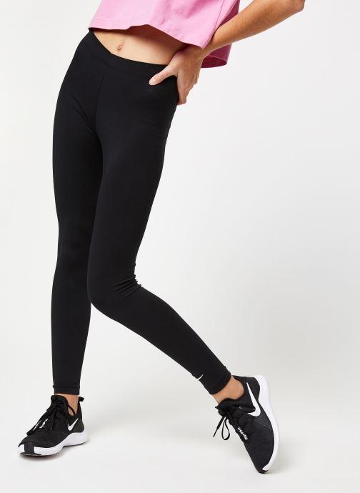 Kleding Nike W Nsw Lggng Club Aa Zwart detail