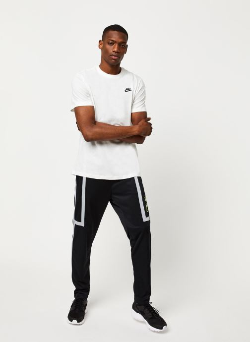 Vêtements Nike M Nsw Club Tee Blanc vue bas / vue portée sac