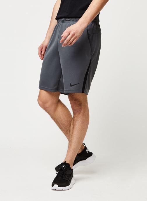 Vêtements Nike M Nk Dry Short 5.0 Gris vue détail/paire