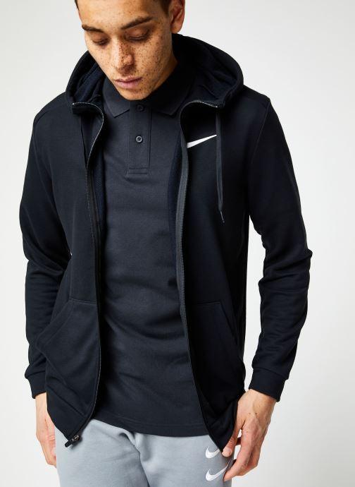 Vêtements Nike M Nk Dry Hoodie Fz Fleece Noir vue détail/paire
