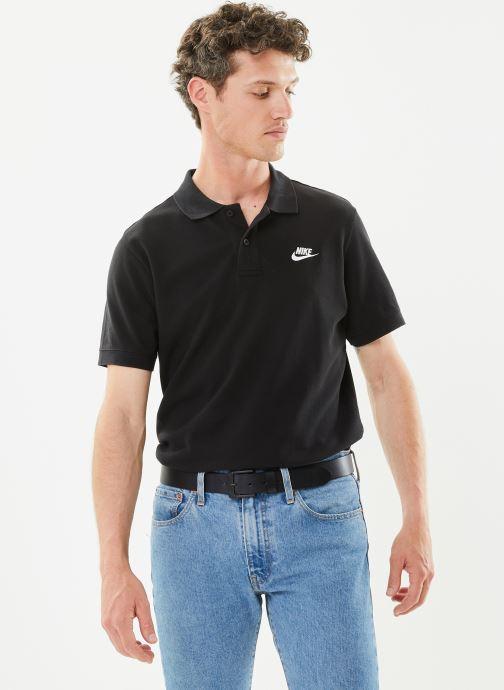 Vêtements Nike M Nsw Ce Polo Matchup Pq Noir vue détail/paire