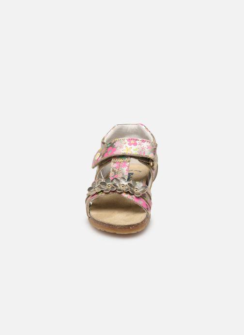 Sandales et nu-pieds Naturino Falcotto Clovis Multicolore vue portées chaussures