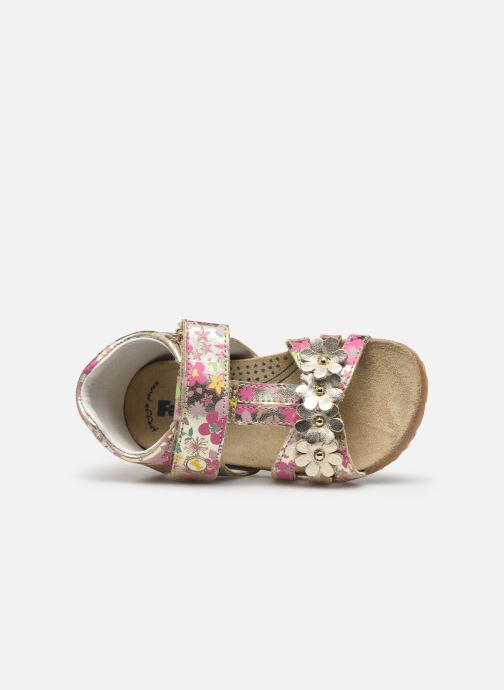 Sandales et nu-pieds Naturino Falcotto Clovis Multicolore vue gauche