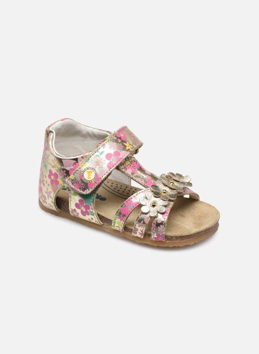 Sandales et nu-pieds Naturino Falcotto Clovis Multicolore vue détail/paire