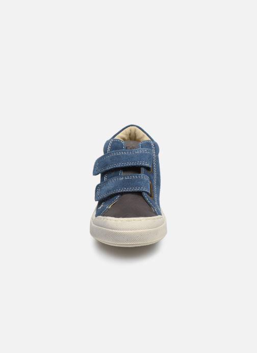Bottines et boots Naturino Falcotto Snopes Bleu vue portées chaussures