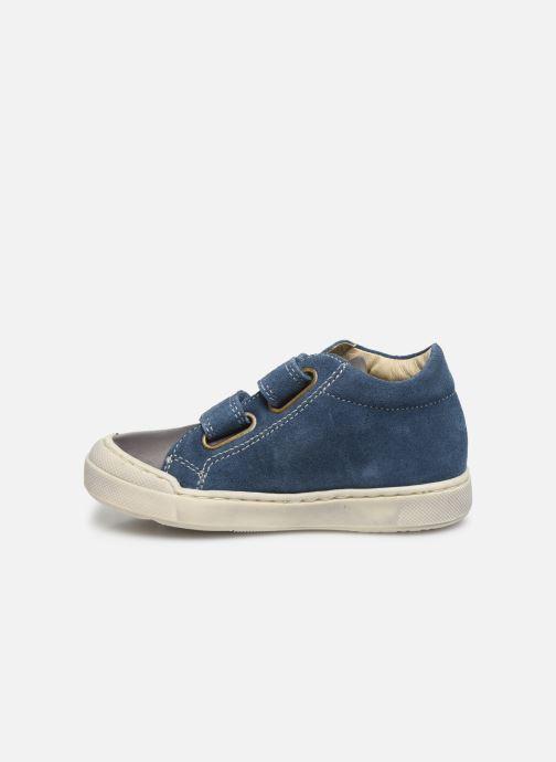 Bottines et boots Naturino Falcotto Snopes Bleu vue face