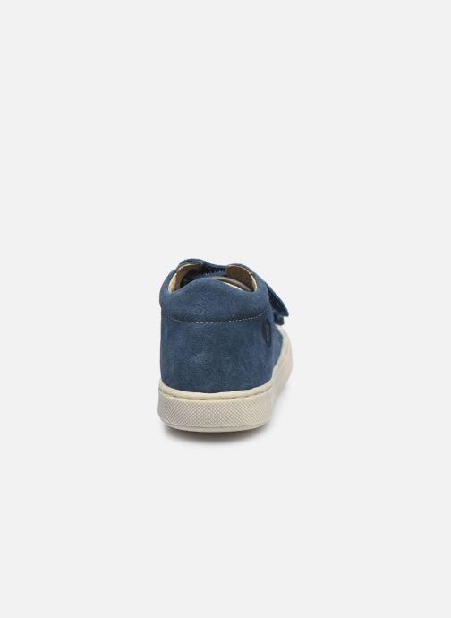 Bottines et boots Naturino Falcotto Snopes Bleu vue droite