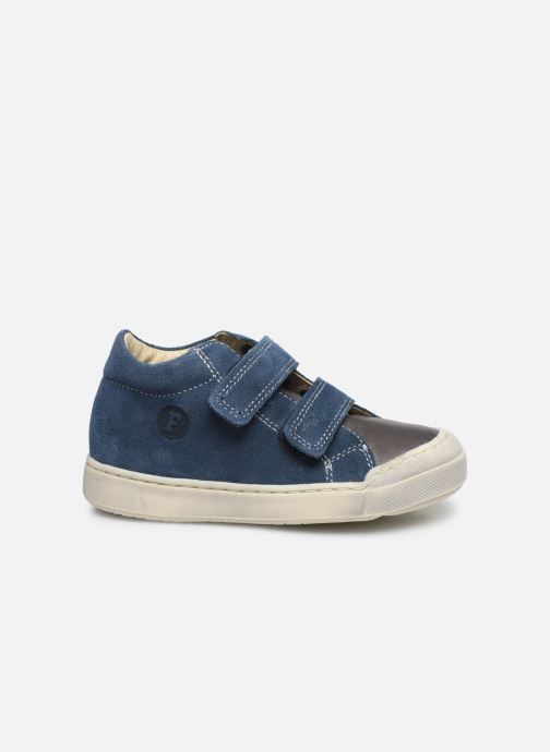 Bottines et boots Naturino Falcotto Snopes Bleu vue derrière