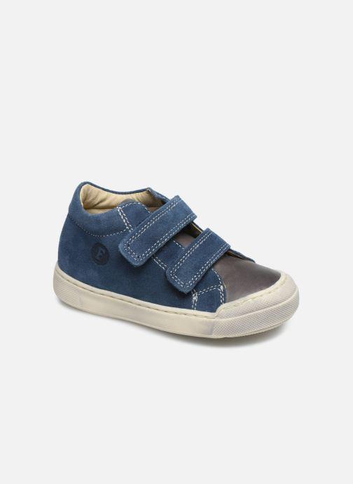 Bottines et boots Naturino Falcotto Snopes Bleu vue détail/paire