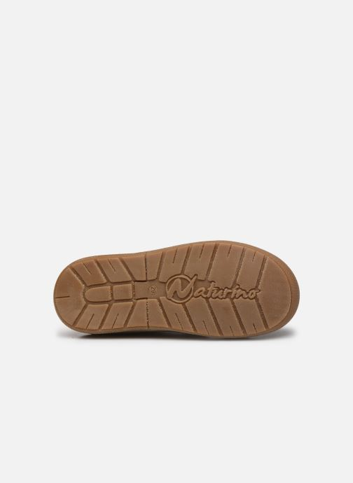 Sneakers Naturino Gabby VL Marrone immagine dall'alto