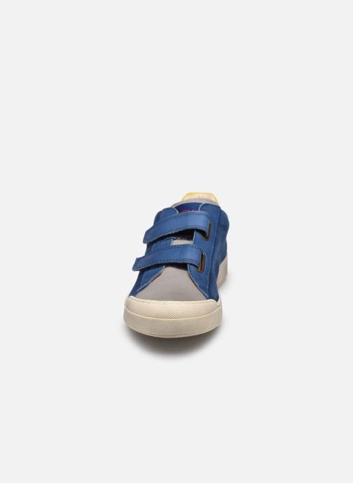 Baskets Naturino Eindhoven VL Bleu vue portées chaussures