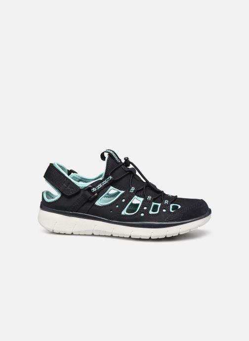 Chaussures de sport ALLROUNDER Lucera Bleu vue derrière