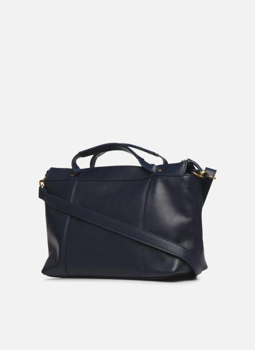 Handbags Nat & Nin BLAIR Blue view from the right