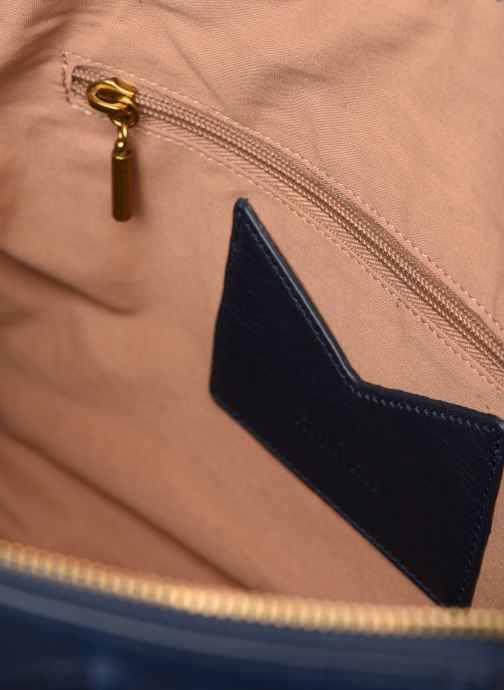 Handbags Nat & Nin BLAIR Blue back view