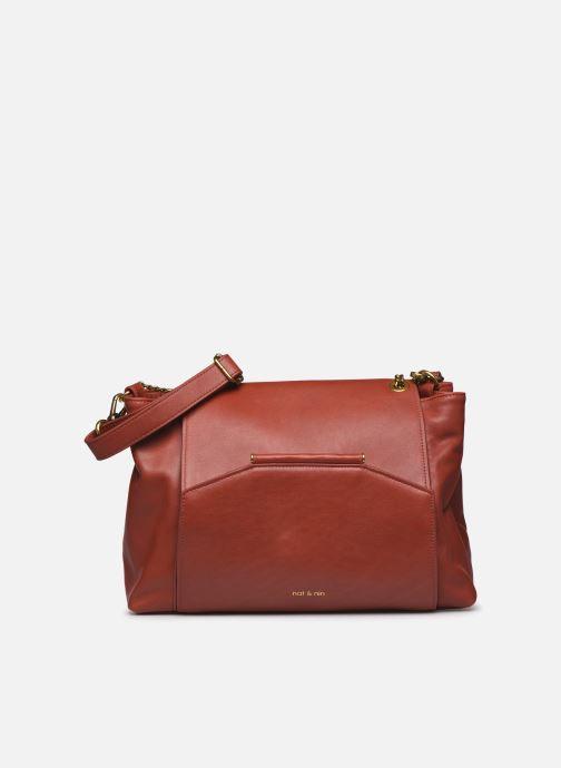 Handtaschen Nat & Nin ROXANE weinrot detaillierte ansicht/modell