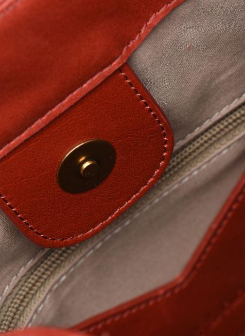 Handtaschen Nat & Nin ALIZEE orange ansicht von hinten