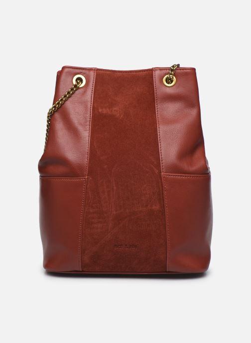 Handtaschen Nat & Nin ALIZEE orange detaillierte ansicht/modell