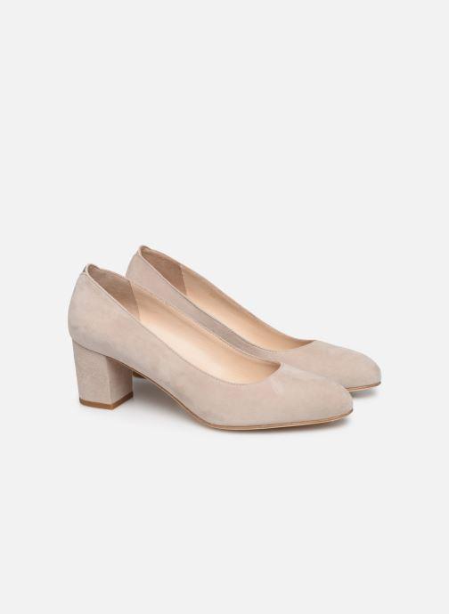 Zapatos de tacón Parallèle LIBBA Beige vista 3/4
