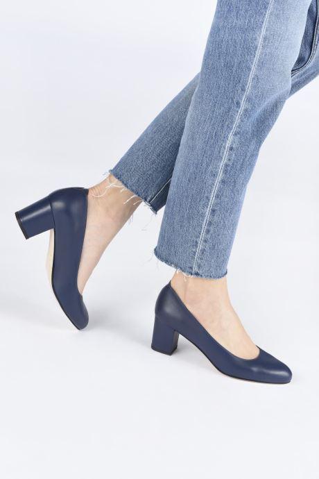 Zapatos de tacón Parallèle LIBBA Beige vista de abajo