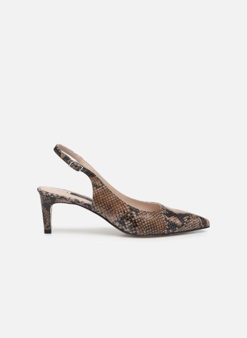 Zapatos de tacón Parallèle NELSA Marrón vistra trasera
