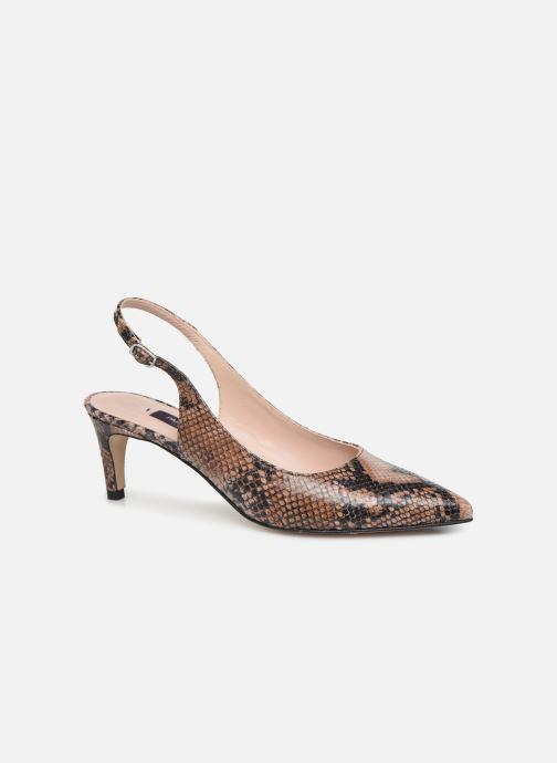Zapatos de tacón Parallèle NELSA Marrón vista de detalle / par