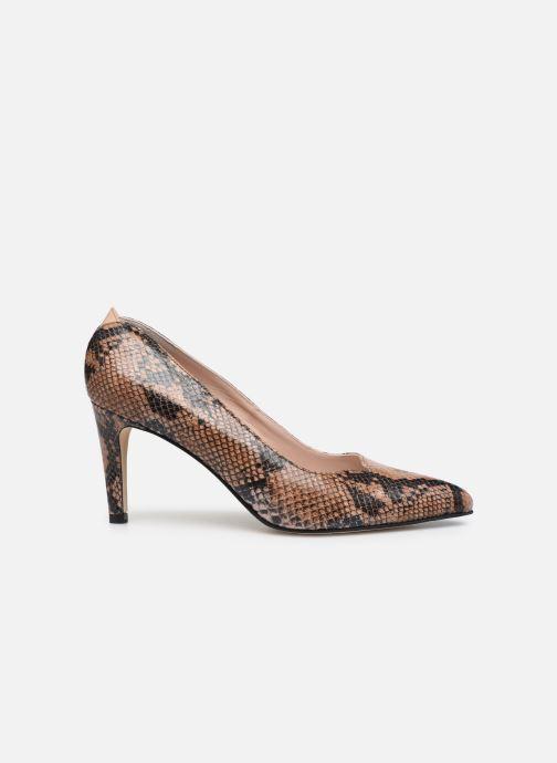 Zapatos de tacón Parallèle ORELA Marrón vistra trasera