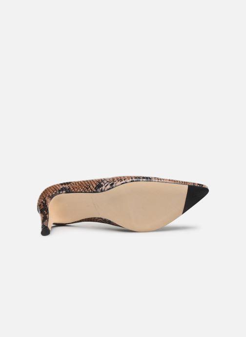 Zapatos de tacón Parallèle ORELA Marrón vista de arriba