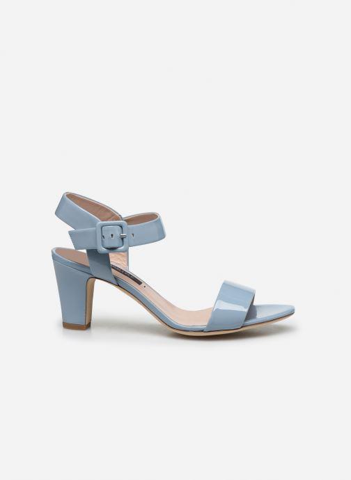 Sandali e scarpe aperte Parallèle POMA Azzurro immagine posteriore